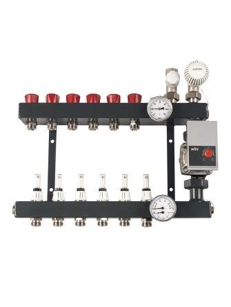 Uitzonderlijk Verdeler Boxer FL (Flowmeters) - Albrand LY34